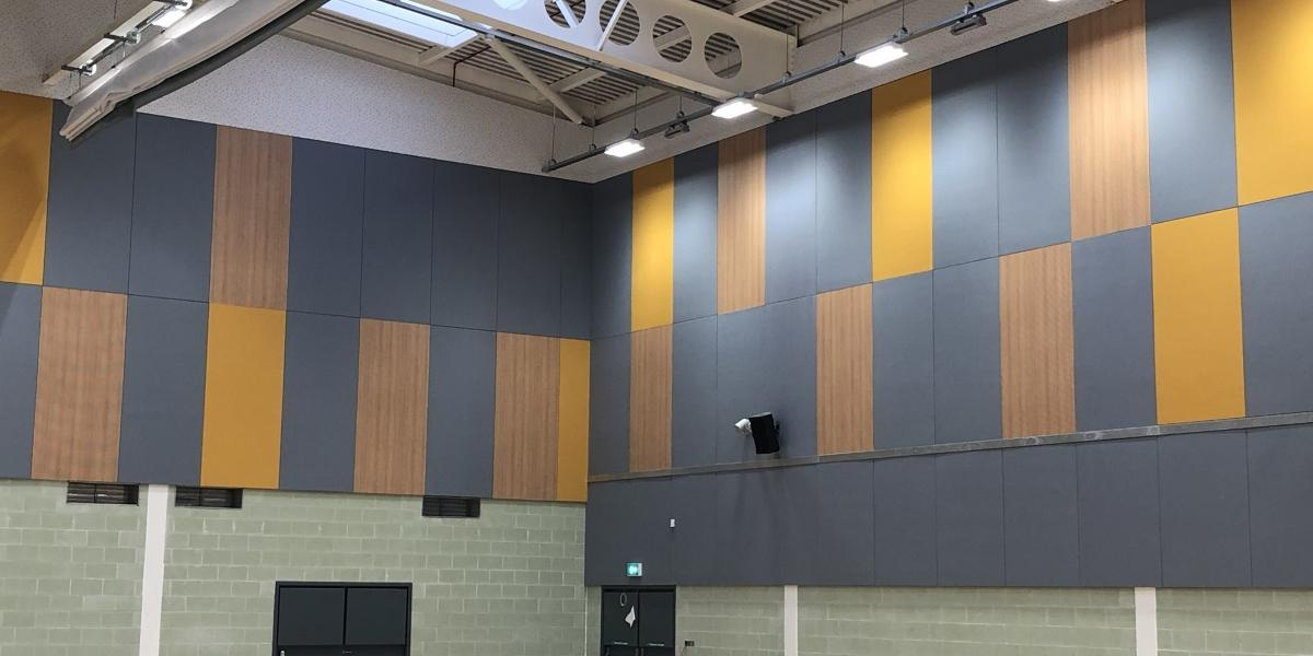 Sports hall Ards Blair Mayne Wellbeing and Leisure Complex