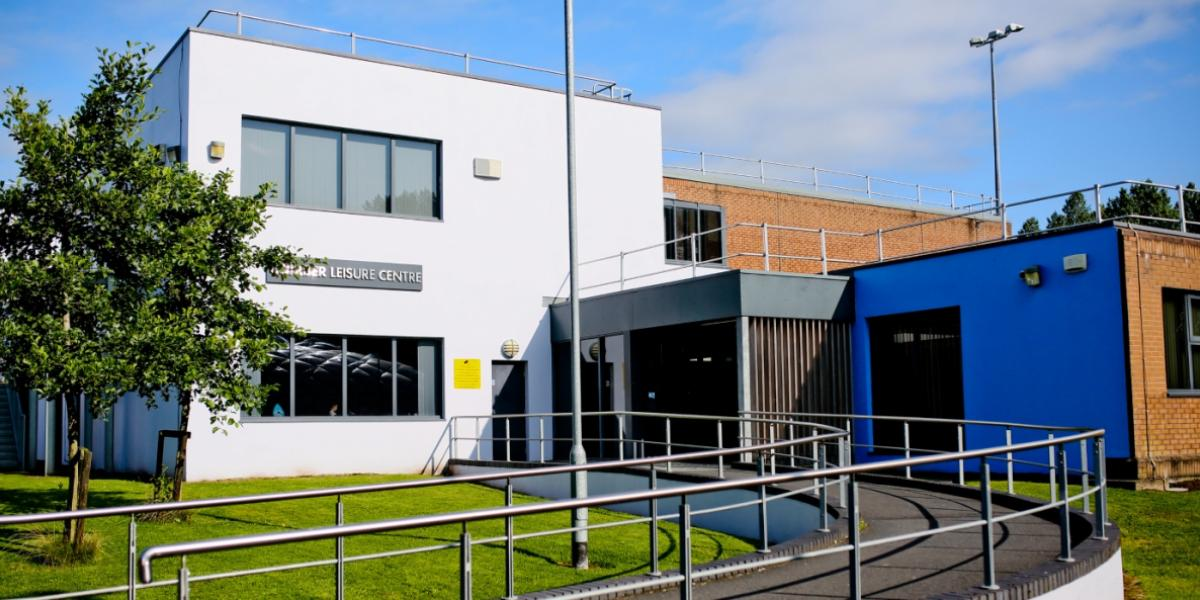Photo of Comber Leisure Centre